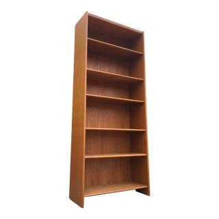 Mid-Century Danish Modern Book Shelf