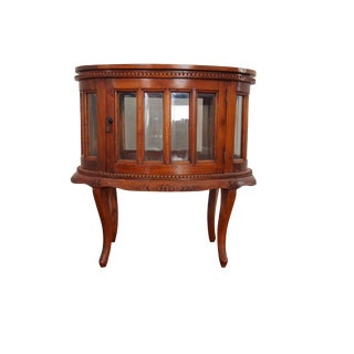 Louise Colonial Style Teak Tea Table
