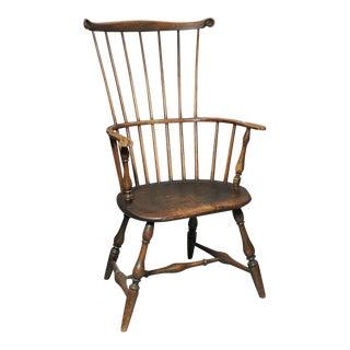 Windsor Fan-Back Armchair - Henzey