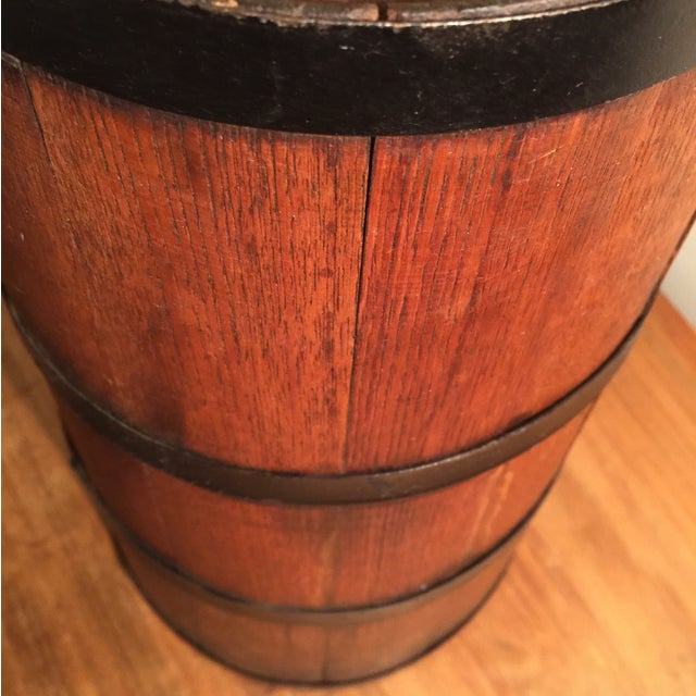Antique Wooden Butter Churn - Image 8 of 11