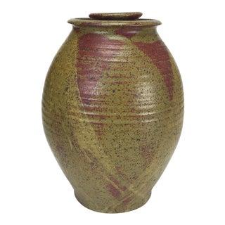 Archie Bray Foundation 1958-1964 Lidded Stoneware Jar
