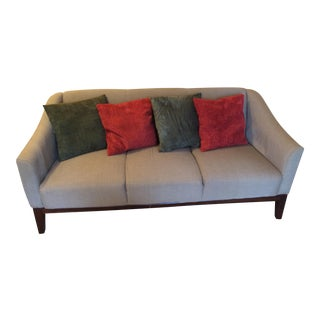 Contemporary Martha Stewart Couch & Pillows