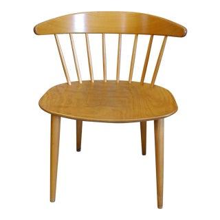 Danish Modern Jorgen Braekmark Chair