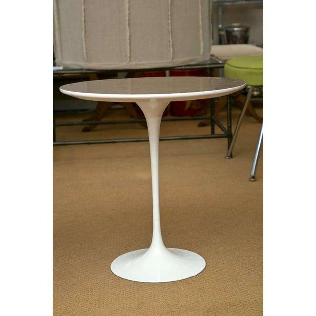 Saarinen Tulip End Table - Image 4 of 7