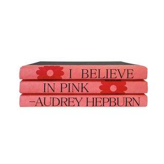 Audrey Hepburn Quotation Book Stack - 3 Volume