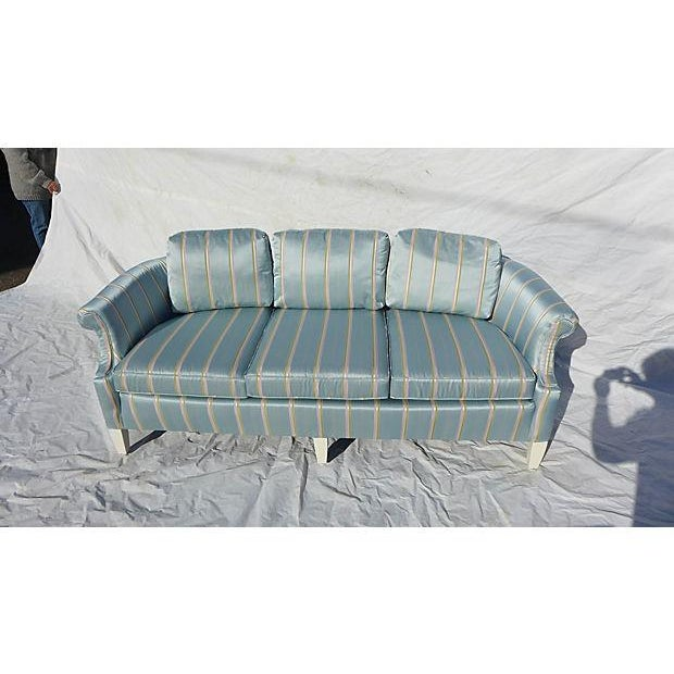 Image of French -Style Petite Sofa
