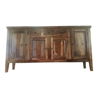 Solid Rosewood Sideboard Buffet