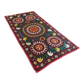Handmade Suzani Textile
