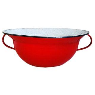 Jumbo European Two-Handled Harvest Bowl