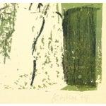 Image of Vintage Fine Art Signed, 1974