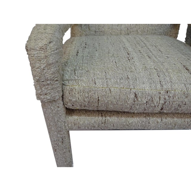 1970s Milo Baughman Parsons Chair - Pair - Image 6 of 7