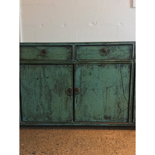 Antique Chinese Cabinet - Image 5 of 5