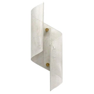 Lunel French Perforated Wall Light