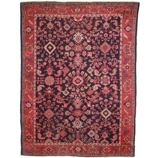 Hand-Knotted Turkish Sparta Rug - 10′ × 13′8″