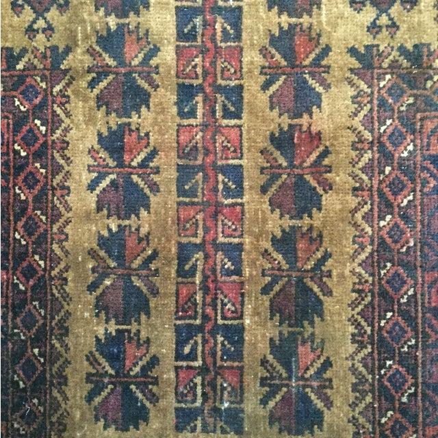 Vintage Persian Rug - 3' x 5' - Image 5 of 8