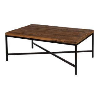Sarreid Ltd. French Farmhouse Coffee Table
