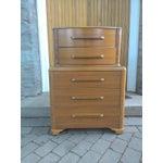 Image of Art Deco 2-Tier Dresser