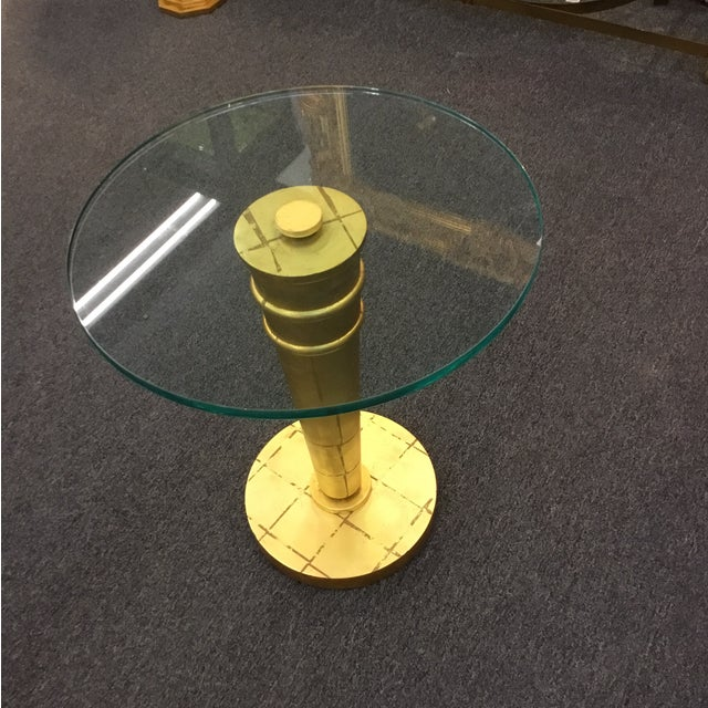 Hollywood Regency Cocktail Table - Image 2 of 4