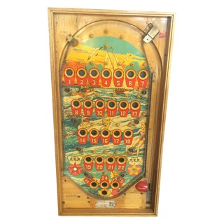 Vintage Nautical Bingo Playfield