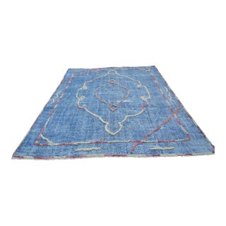 Turkish Pompom Rug- 8′ × 10′10″