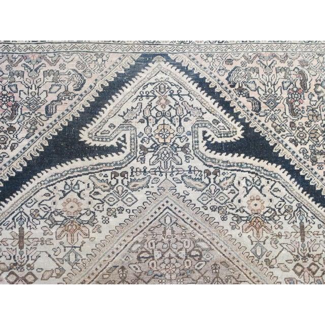 Antique Persian Sarouk Fereghan Rug - Image 2 of 3
