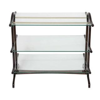 Three-Tier Italian Shelf Stand