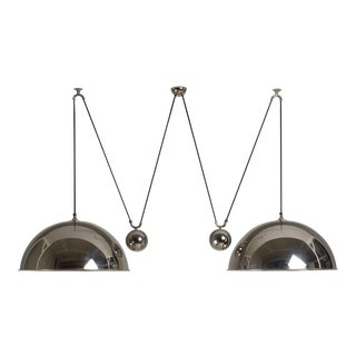 Florian Schulz Double Nickel Posa Pendants with counterweights, Germany