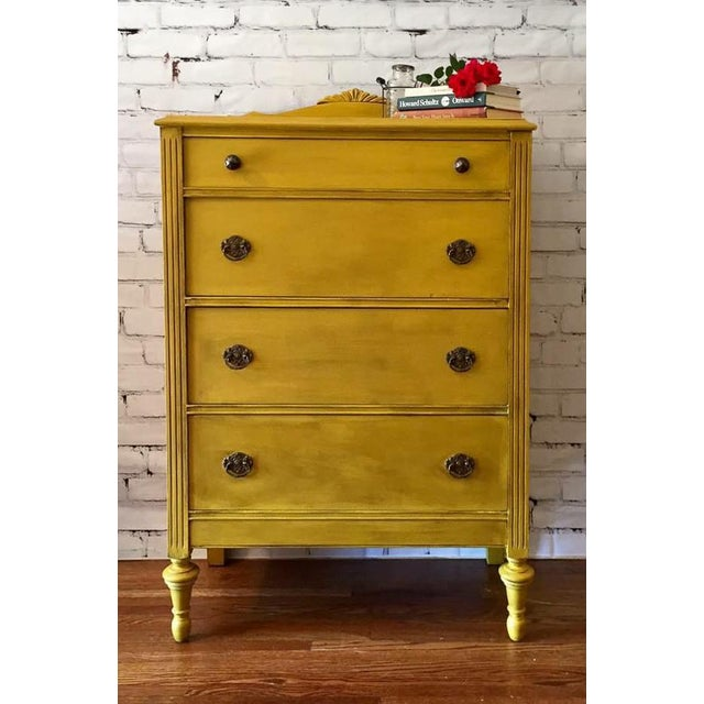 Vintage Chest of Drawers - Image 3 of 8