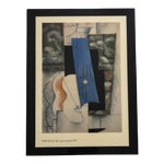Image of Extra Large Lacquered Picasso Print