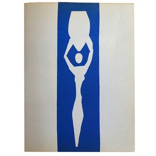 "Henri Matisse Original Lithograph ""Le Jarre"" 1958"