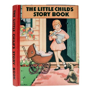 """Little Child's Story Book"" 1935 Book"