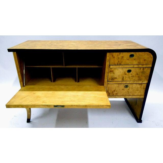 Danish Art Deco Vanity Cabinet - Image 3 of 8
