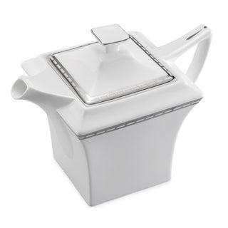 Platinum Jacob's Ladder Coffee & Tea Pot