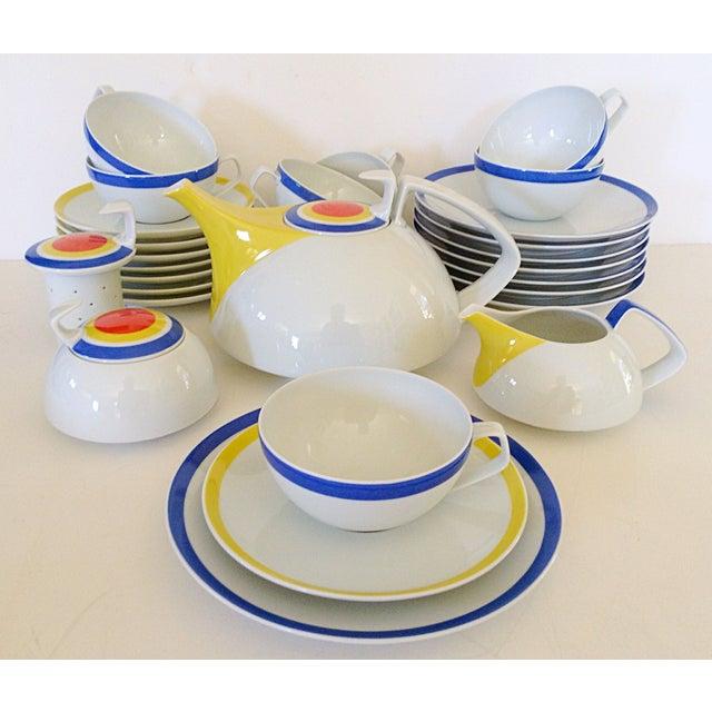 Mid-Century Rosenthal Tea - Set for 8 - Image 2 of 4