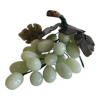 Vintage Marble Grapes