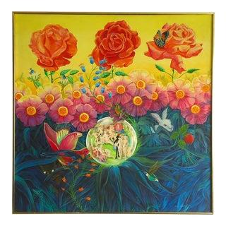 Garden of Earthly Delights by Joan Bartos