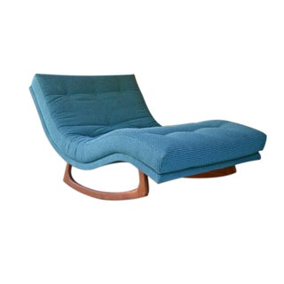 Readers wanted chairish for Adrian pearsall rocking chaise