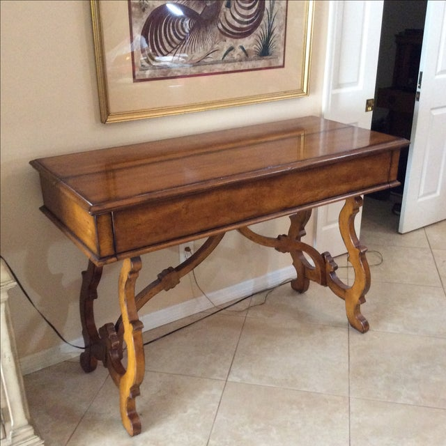 Wooden Stand Up Desk ~ Traditional wooden stand up desk chairish