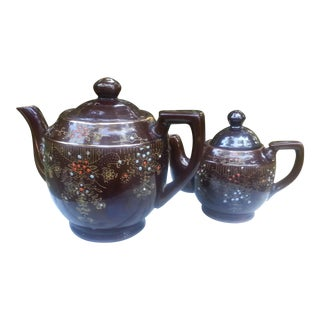 Beautiful Tea Pots from Japan - A Pair