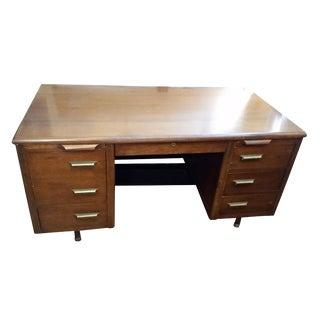 Mid-Century Executive Desk
