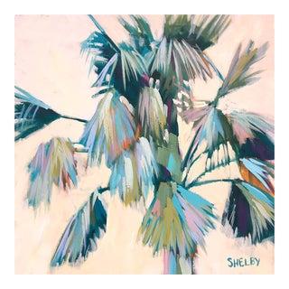 Palm Tree 17 Original Painting
