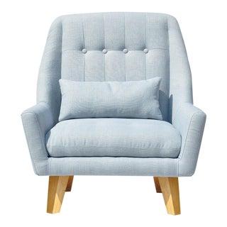 Light Blue Chloe Chair