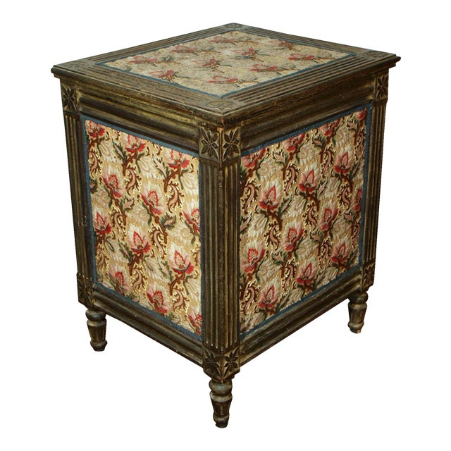 A Louis XVI Style Trunk or Lift-top Table - Image 1 of 7