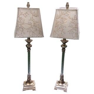 Elegant Boudoir Lamps