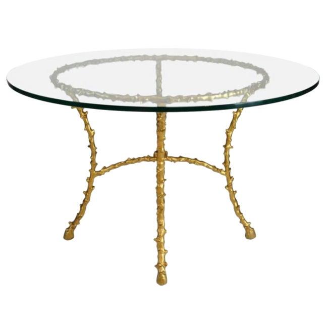 Maison Bagues Bronze Center Table - Image 1 of 4