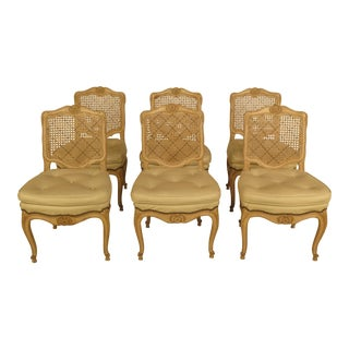 French Louis XIV Dining Chairs - Set of 6