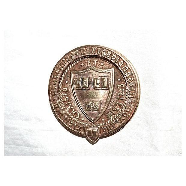 1915 Harvard University Door Knocker - Image 2 of 11