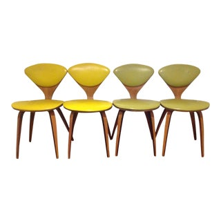 Norman Cherner for Plycraft Dining Chairs - Set of 4