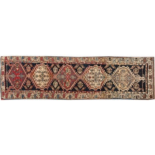 "Vintage Apadana Persian Rug - 2'8"" X 10'1"""