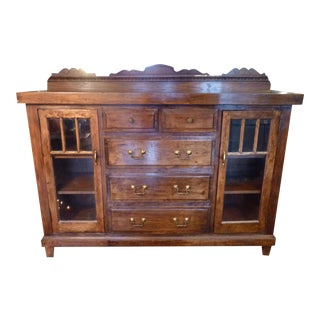 Turn of the Century Sideboard